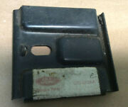 Nos 1964 1965 1966 And Other Ford Mustang Battery Hold Down Bracket C2dz-10718-a