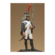 Fusilier-grenadier Of The Imperial Guard Painted Tin Toy Soldier Pre Sale | Art