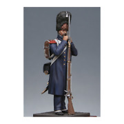 Grenadier Footman Of The Imperial Guard 2 Painted Tin Toy Soldier Pre Sale | Art