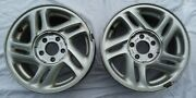 Ford Thunderbird 1996-1997 Used Oem Wheel 15x6.5 15 Factory Rims Left And Right