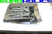 Oem Bmw Z3 96-02 Roadster Complete Factory Tool Kit Lug Wrench Tow Hook Jack