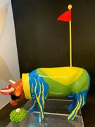 Cow Parade Forecowddie 2002 Rare And Retired 9201