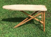 Antique Childrenand039s Ironing Board