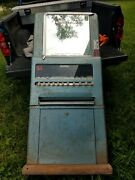 Vintage Stoner Cigarette Vending Machine Candy Coin Operated Antique Op