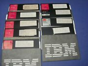 K6698 3274 Ibm 3274 Control Unit With Manual And Diskettes 32 Port 3270 Terminal