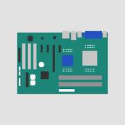 800-00678-03 Cisco Systems 2500 Series Router System Board