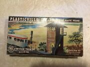 Rare Vintage Ho Scale Plasticville Switch Tower 100 Complete