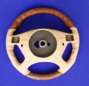 Steering Wheel Cls219 Sport Tiptronic Leather And Wood