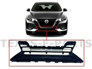 New Fits 2020-2021 Nissan Sentra Grille Front Bumper Lower Grille Grill Assembly
