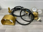 Medtronic Midas Rex Air Hose Victor Safety Reg W/hose Foot Pedal Adapter 8224