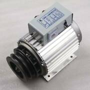 5kw/8kw Brushless Rare Earth Permanent Magnet Variable Frequency Generator