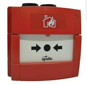 Apollo 55100-003 Conventional Outdoor Manual Call Point Break Glass Fire Alarm