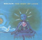 The Dirt Of Luck By Helium Cd Mar-1995 Matador No Barcode W/ Yellow Tray