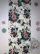 Waverly Pleasant Valley Valance Floral Grapes 79 X 16