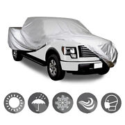 Fit Honda Multi-layer Car Cover Indoor Outdoor Soft Cotton Inlay Rain Resistant