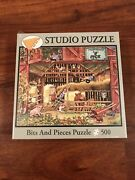 Studio Puzzle Best Days Of Summer 500 Pc Jigsaw Puzzle Bits And Pieces New