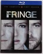 Fringe The Complete First Season Blu-ray