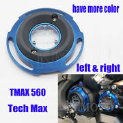 Fit For Yamaha Tmax 560 Tech Max 2020 Stator Engine Clutch Protector Guard Cover