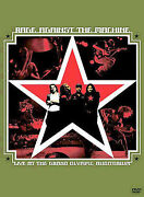 Rage Against The Machine Live At The Grand Olympic Auditorium N Mint Dvd 2003