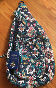 Vera Bradley Harry Potter Home To Hogwarts Sling Backpack In Hand Sold Out Nwt