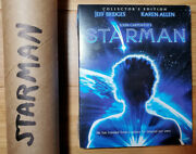 Starman Collector's Edition Blu-ray + Slip Cover + Rolled Poster, Oop