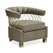 Sophisticated Deco Style Handmade Chair