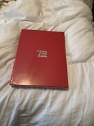 Tom Brady Hand Signed Limited Edition Tb12 Method Book Autographed Sealed Sblv
