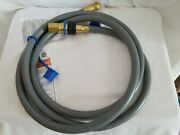Mb Sturgis Weber Summit 1/2 Large Natural Gas Quick Release Hose For Grills