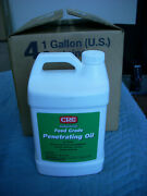 Crc Industrial H1 Food Grade Penetrating Oil 03087 3.78l 4 Gal. Free Shipping