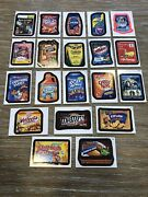Wacky Packages 2012 Trading Cards Stickers Lot