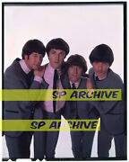 Birth Of The Beatles Vintage 4x5 Transparency 03