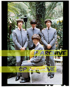 Birth Of The Beatles Vintage 4x5 Transparency 01