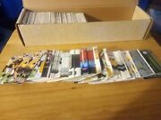 Ben Roethlisberger Card Lot Of 385 Cards 90 Different