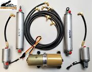 1975-1989 1993 Excalibur Convertible Top Complete Hydraulic System - Made In Usa