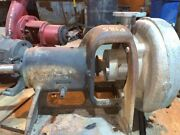 Worthington Centrifugal Pump 2cng104 3x2-12 Ss Stainless Steel