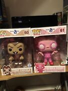 Pop Funko General Mills - Count Chocula And Franken Berry New Limited Edition