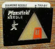 Stereo Phonograph Needle 793-d7 For Coca Cola Crate, Nostalgia Sets Crosley Np-1