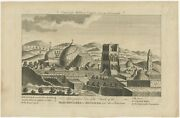 Antique Print Of The Holy Sepulchre Church Of Jerusalem By Middleton C.1778