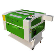 New Reci W2 100w Co2 Laser Cuttingandengraving Machine 700500mm With Motor Table