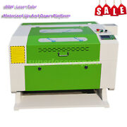 80w Co2 Laser Cuttingandengraving Machine 700500mm With Water Chiller Motorized Z