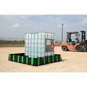 New Ultratech Ultra-containment Berm-economy Model-8'x 8' X 20-copolymer 2000
