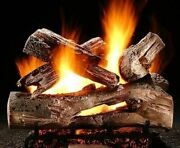 42and039and039 Single Side Ember Supreme Mountain Timber Log Sets - Log Only