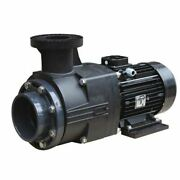 Waterco Hydrostar Plus Pump 10hp 3 Phase Without Strainer 208-230/460v