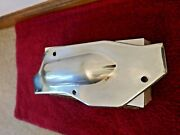 C2 1967 Corvette Used Original Big Block Stainless Distributor Shield Cover Only