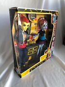 Monster High Home Ick Double The Recipe Abbey Bominable And Heath Burns Mattel