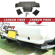 For Nissan Skyline R32 Gtr Gts Ts1-style Carbon Rear Diffuser Exterior Body Kits