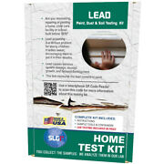 Lead Test Kit In Paint, Dust, Or Soil 5 Pk Same Day Schneider Labs