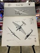 Ww2 Naval Aviation Training Division Plane Poster Japan Mitsubishi Type 96 Nell