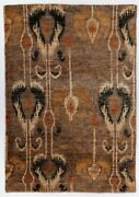 Chandra Hetty Het49800-79106-brown - 7and0399x10and0396 Area Rug