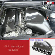 Carbon Intake Air Box Kit For 00-06 Bmw E46 M3 3 Series 2 Door Coupe Convertible